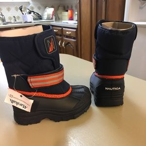 NWT Nautica Waterproof Rain or Snow Boots 7